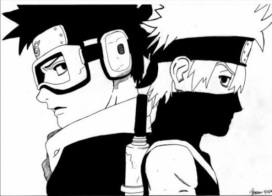 Naruto by Lilys